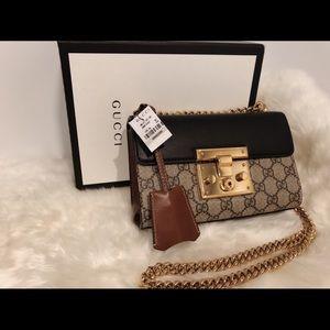 💎Gucci Padlock small GG shoulder bag 💎